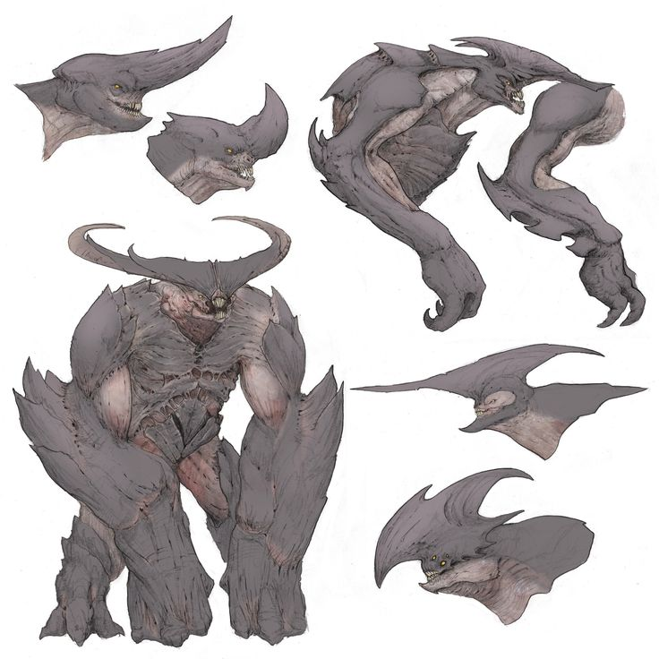 25 Best Ideas About Creature Concept On Pinterest