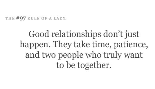 good relationships.Quotes Relationship