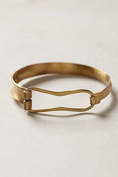 Midland Buckle Bracelet #bracelet #jewelry