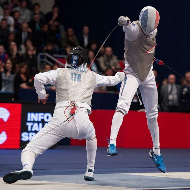 CIP Paris is in 3 weeks #escrime #fencing #ffe #cipparis by tomasino22