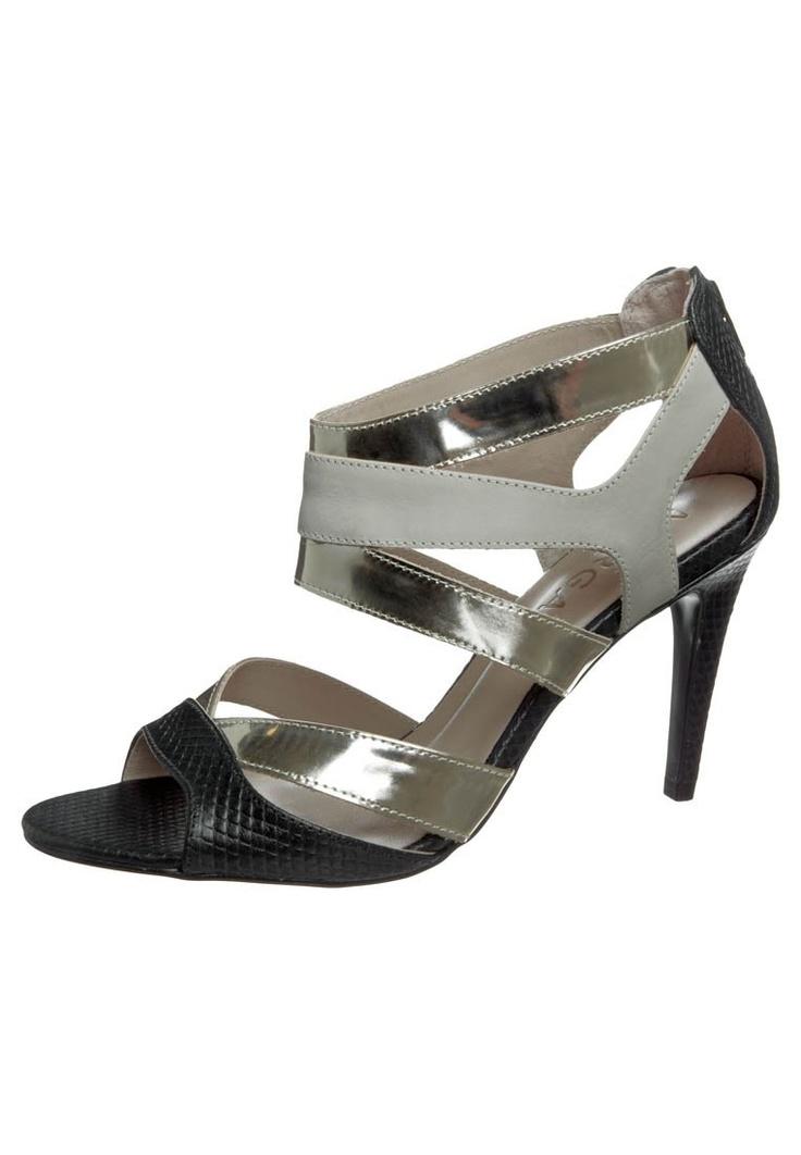 Morgan - NITY - Sandalen met hoge hak - Zwart