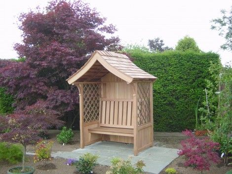 Victorian Garden Arbour - a classic and stunning covered Garden Seat - See more at: http://www.owenchubblandscapers.com/blog/garden-ideas-victorian-garden-arbours-covered-garden-seats#sthash.CnzkaCio.dpuf