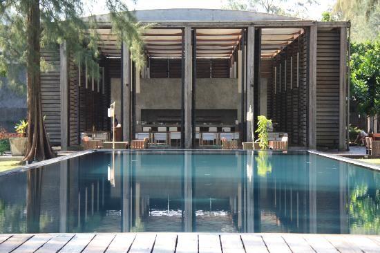 Hotel Costa Lanta so cool.