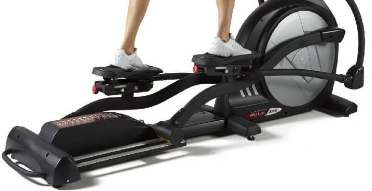 Exerpeutic 5000 Magnetic Elliptical Trainer-The best compact elliptical #Elliptical