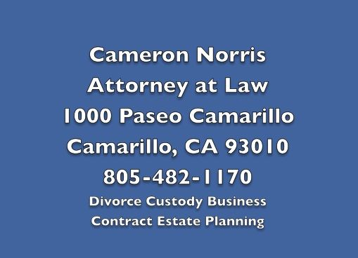 Best Divorce Attorney Ventura
