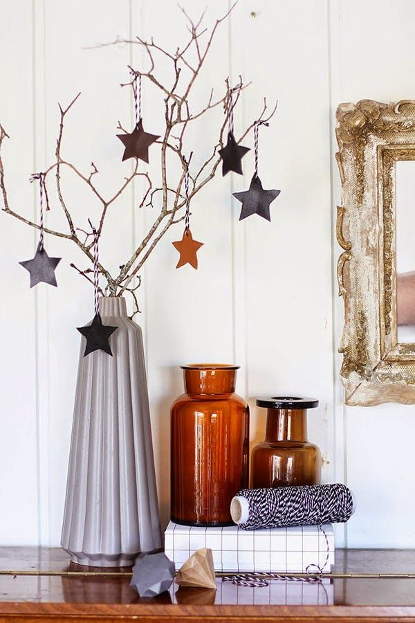 Ideas decorativas de navidad para espacios peque os - Ideas decorativas navidenas ...
