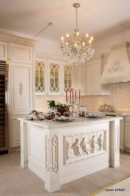 Beautiful White French Kitchens 587 best ~ french country ~ images on pinterest | country french
