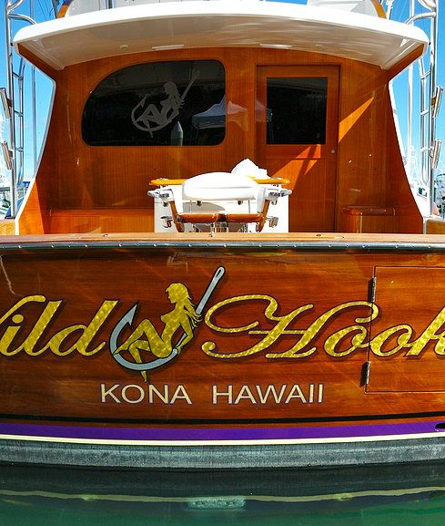The Wild Hooker is supported by professional crew members who actually care for a boat. They make sure that a boat is properly cleaned, recoated and refit, as custom sport fishing yachts should be. For more information, contact: blackwell61forsale.com
