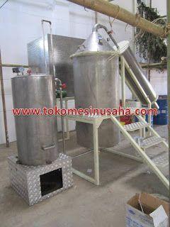 Mesin Destilasi Minyak Atsiri: Penyulingan Minyak Atsiri dari Tumbuhan
