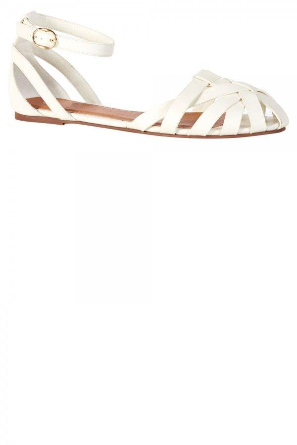 Primark Caged Ballerina Sandal, £8