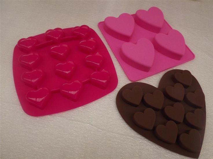 Hearts Cake Pop Mould