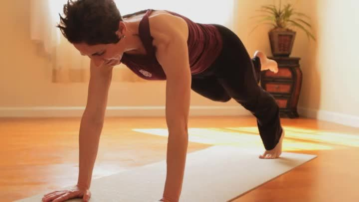How To Reduce Tummy Fat With Yoga Exercises At Home & Diet (Video) | LIVESTRONG.COM