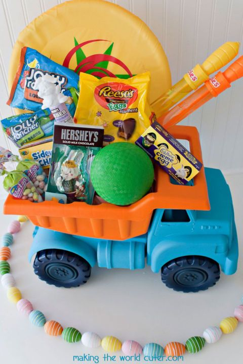 Best 25 unique easter basket ideas ideas on pinterest easter 16 creative easter basket ideas your kids will love negle Image collections