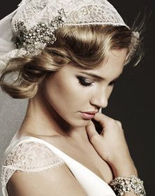 Beautiful Veil Alternatives For Your Wedding That Makes You Modern And