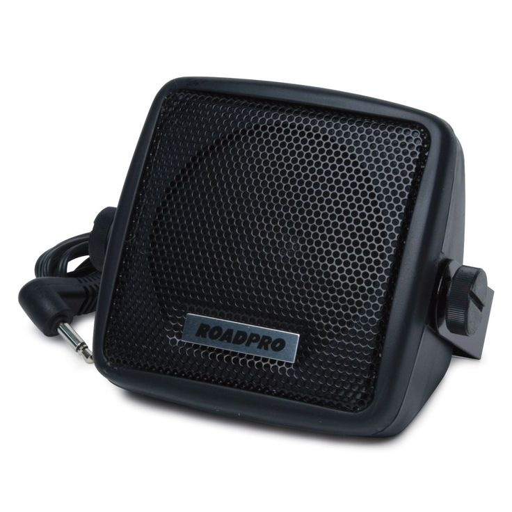 Roadpro RP-108C 2-3/4' CB Extension Speaker with Swivel Bracket * Details can be found by clicking on the image.