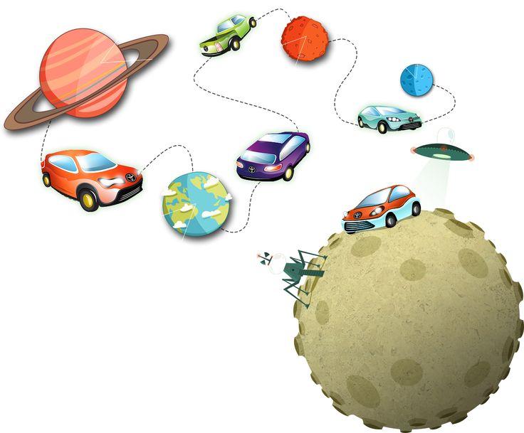 Toyota Kids - MotoKosmiczny Świat Toyoty