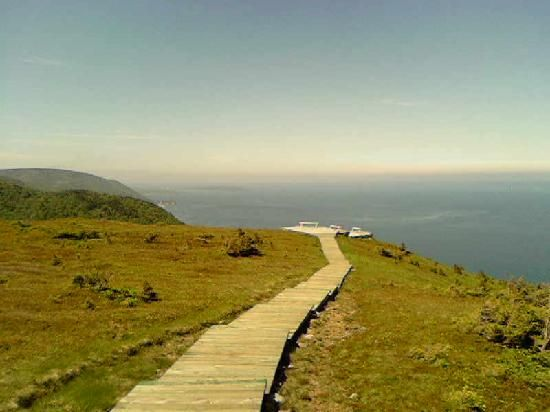 Cape Breton Highlands National Park - includes camping, hiking, Cabot Trail etc