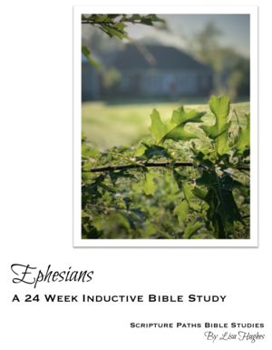 Book of ephesians bible study