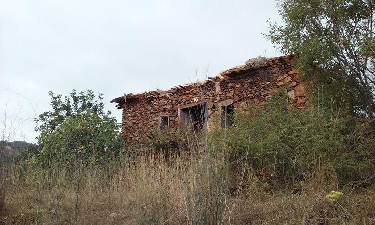 Demirtaş  заброшенный старый дом