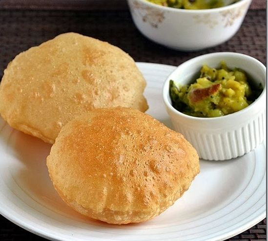 Poori Soya recipe from shobhaporwal.com