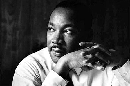 "Martin Luther King  ""The ultimate tragedy is not the oppression and cruelty by the bad people but the silence over that by the good people."""
