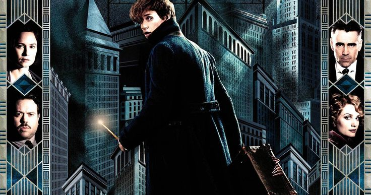 Fantastic Beasts Comic-Con Poster Welcomes Newt to America -- Newt Scamander makes his way to America with his wand in hand in the new Comic-Con poster for Fantastic Beasts and Where to Find Them. -- http://movieweb.com/fantastic-beasts-where-to-find-them-comic-con-2016-poster/