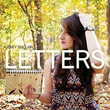 Aubrey Sinclair-Letters  CD NEW
