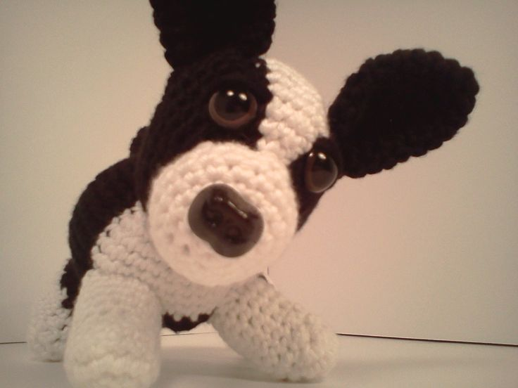 Crochet Amigurumi Dog : 102 best dog and cat ami images on pinterest crochet toys