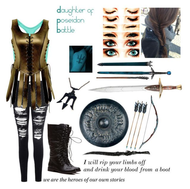 """Daughter of Poseidon