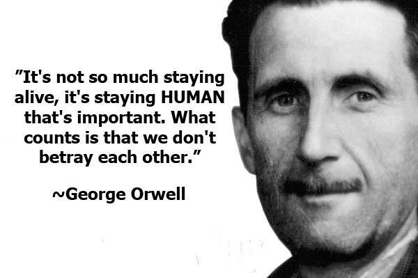 1984 Book 3 Chapter 1 Quotes: Best 25+ George Orwell Quotes Ideas On Pinterest