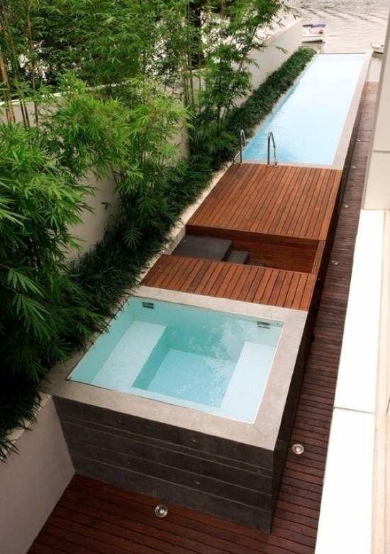 pool spa combo of my dreams