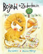 Bojabi, der Zauberbaum Eine afrikanische Fabel, illustr. von Piet Grober,Dianne Hofmeyr Die Tiere hungern und haben großen Durst. Doch da steht ein Baum, voll der köstlichsten, saftigsten Früchte. Aber eine gewaltige Python hat sich um den Baumstamm gewickelt und verwehrt den Zugriff auf die rettenden Früchte. Nur wer der Schlange den Namen des Zauberbaums sagen kann, schafft Erlösung. Wer kennt den Namen, wer unter allen Tieren kann ihn herausfinden?