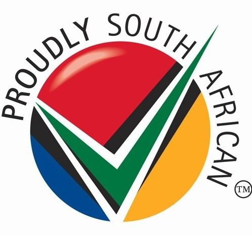 Proudly South African - Brand Logo