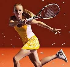Tennis: Caroline Wozniacki gets to score her first win ever against Venus at the WTA Finals in Singapore