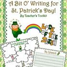 This little freebie contains 7 pages of St. Patrick's Day writing fun!  1. Clover Graphic Organizer - Three Wishes from a Leprechaun.  2. 4-Leafed ...