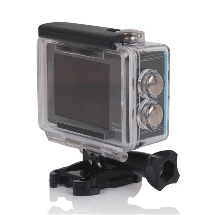Car DVR WIFI 4K HD 1080P Waterproof Car DVR Sports Camera Application Car Bike And Extreme Sports