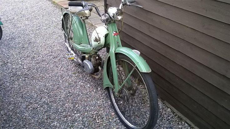NSU Quickly -55 på Tradera.com - Övriga mopeder   Mopeder   Fordon,