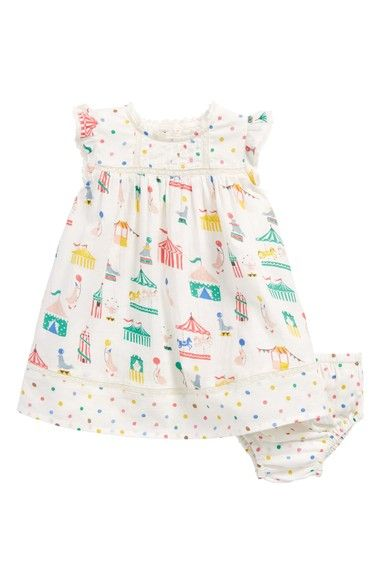 fb113d56c87fb Mini Boden Circus Dress | Sugar, Spice, & Everything Nice | Baby girl  dresses, Mini Boden, Toddler girl