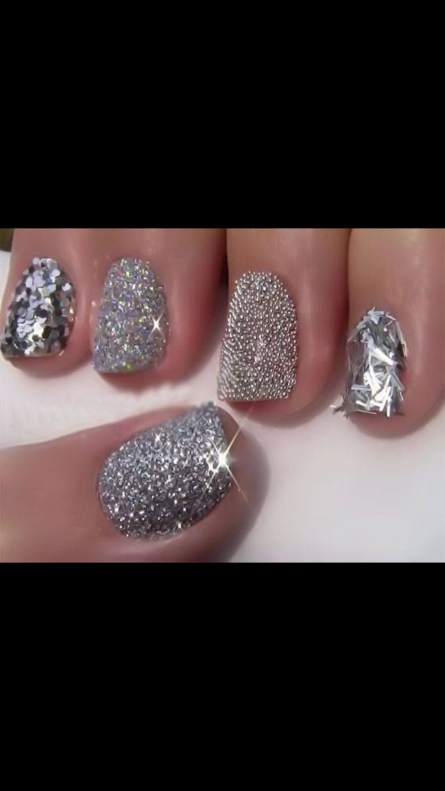 Sparkles #Nails #Beauty #Gifts #Holidays #Nails Visit Beauty.com for more.