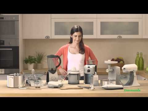 Thermomix - TM5 - 12 in One - YouTube