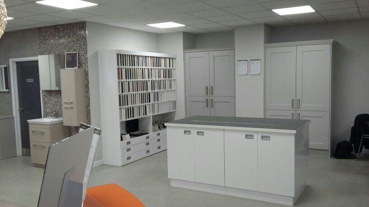 The Kitchen decision centre at our Oxford Showroom