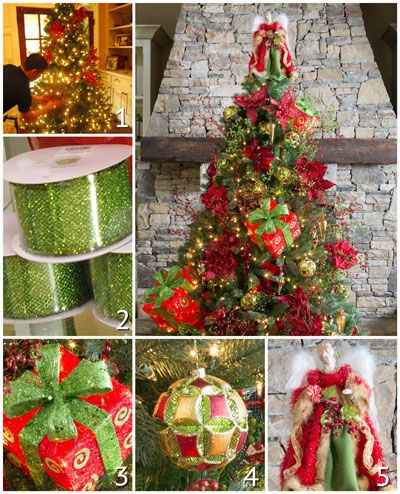 Decorate your tree in 5 easy steps pike nurseries for Pikes nursery
