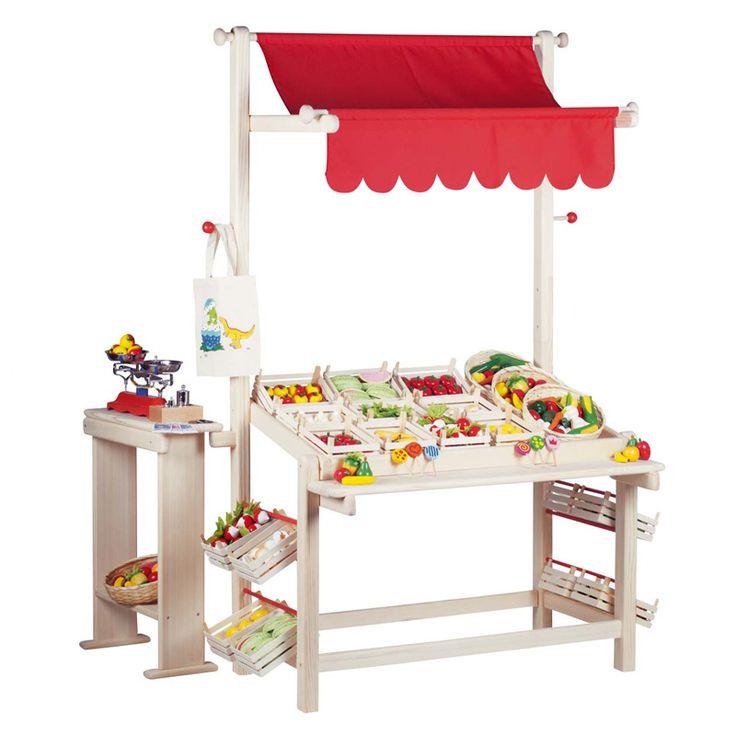 play market stall
