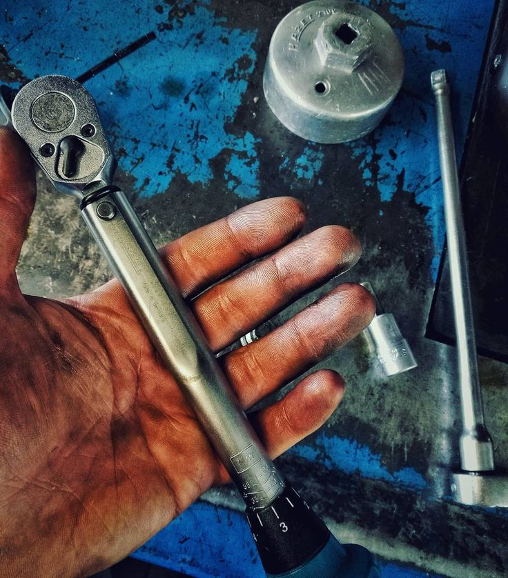 #thowback2017 #gotsometools as a #mechanic for #motorcycle. #missthisjob #sometimes #dirtyfingers #Tools #torque #hazet