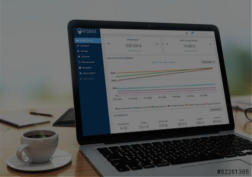 Grisbee est un coach financier en ligne qui vous propose un accompagnement complet : suivi de votre patrimoine, diagnostic de votre santé financière, conseils sur-mesure et souscription à des produits financiers...