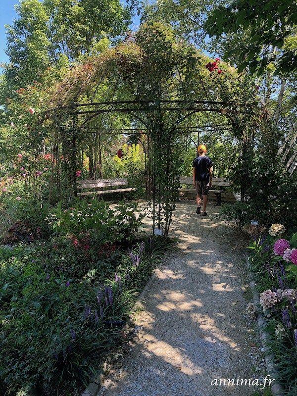 Une Sortie Exotique Le Jardin Des Martels Annima Fr Jardins
