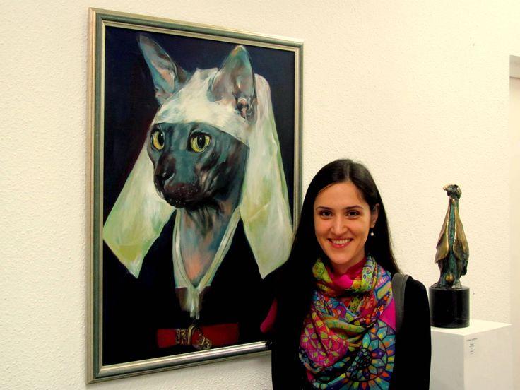Art Safari Bucharest 2016- icats rule the world!