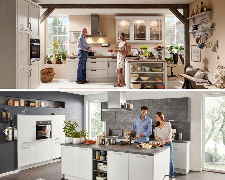 Jede Küche passt zu ihrem Besitzer Aber deine Küche nicht?Wie sieht
