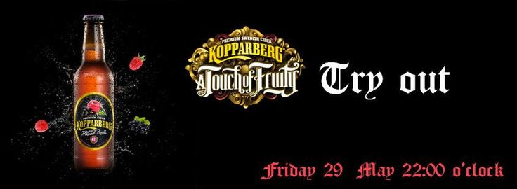 Koppaberg try out night-->https://www.facebook.com/events/1596582180596621/