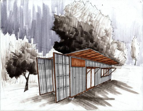 WFSmith Architecture | Small Farmers Project [designBridge]
